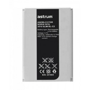 Astrum ANOBLC2 NO 3410,3510 SLIM BL-C2 1000MAH Battery