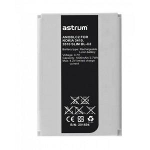 Astrum ANOBLC2 NO 3410,3510 SLIM BL-C2 1000MAH Battery