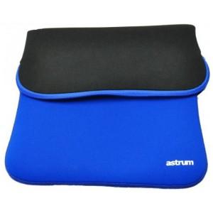 "Astrum SLEEVE NEOPRENE 16.0"" ZIP BLACK / BLUE"