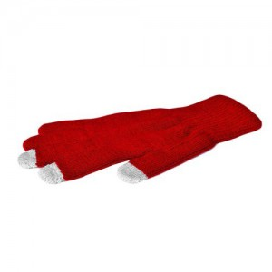 Astrum TOUCH HAND GLOVE UNIVERSAL RED