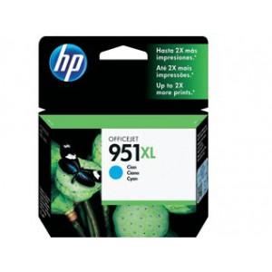 HP 951 XL CYAN OFFICEJET INK CARTRIDGE FOR HP OJPRO 8600
