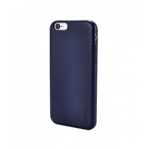 Astrum MOBILE BUMPER CASE GENUINE LEATHER BLUE