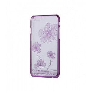 Astrum MOBILE BUMPER CASE DIMOND FLOWER PINK