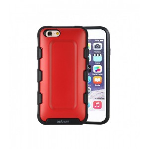 Astrum MOBILE BUMPER CASE RUGGED TPU RED