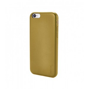 Astrum MOBILE BUMPER CASE GENUINE LEATHER GOLD