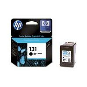 HP 131 BLACK INKJET CARTRIDGE 11ml, upto 450 pages @ 5%