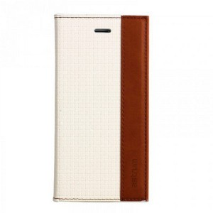 Astrum MOBILE CASE DAIRY FLIP COVER LEATHER WHITE