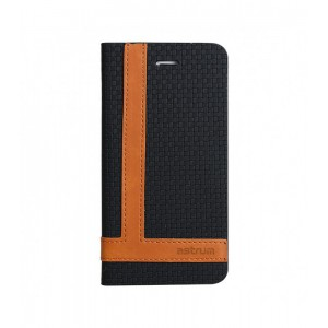 Astrum MOBILE CASE TEE PRO FLIP COVER LEATHER BLACK
