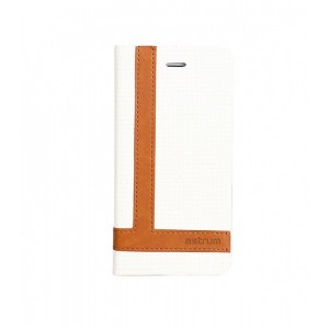 Astrum MOBILE CASE TEE PRO FLIP COVER LEATHER WHITE