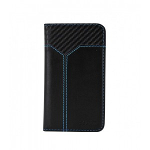 "Astrum MOBILE CASE UNIVERSAL 4.7"" LEATHER SLID BLACK"