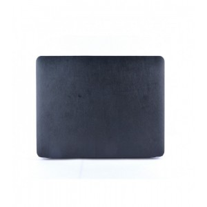 "Astrum LAPTOP SHELL MAC 12"" LEATHER BLACK"