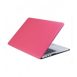 """Astrum LAPTOP SHELL MAC 12"""" LEATHER PINK"""