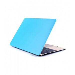 "Astrum LAPTOP SHELL MAC 12"" LEATHER L BLUE"