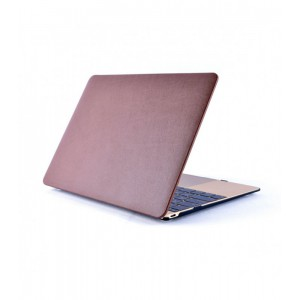 "Astrum LAPTOP SHELL MAC AIR 13"" LEATHER BROWN"