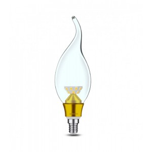 Astrum C060 LED BULD 05W E14 90LM/W GOLD WARM WHITE