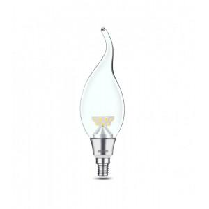 Astrum C050 LED BULD 05W E14 90LM/W SILVER WARM WHITE
