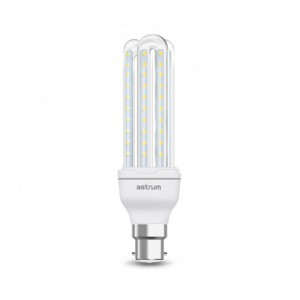 Astrum K120 LED LIGHT 12W B22 3U 60P WARM WHITE