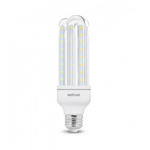 Astrum K090 LED LIGHT 09W E27 3U 48P WARM WHITE