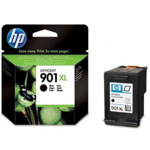 HP 901XL Black Officejet Ink Cartridge, upto 700 pgs @ 5%