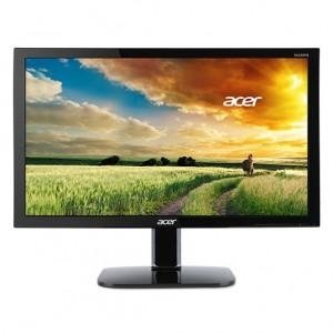 Acer 21.5'' LED KA220HQbid  5ms 100M:1 ACM 200nits DVI HDMI S.Africa EMEA MPRII Black Acer EcoDisplay