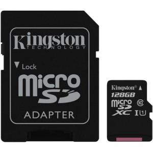 KINGSTON MICROSDXC CLASS10 128GB SD CARD