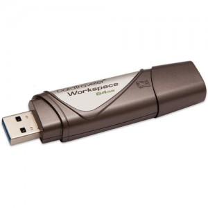 Kingston 64GB DataTraveler Workspace - Certified for Windows To Go