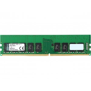 KINGSTON 16GB 2133MHZ DDR4 ECC UDIMM
