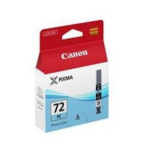 Canon PGI-72 Cyan Cartridge with yield of 525 pages