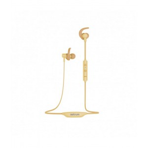 ET220 EARPHONE BT4.0 METAL GOLD
