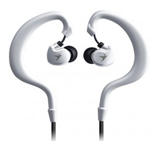 GENIUS M270 IN-EAR SPORT EARPHONES WHITE
