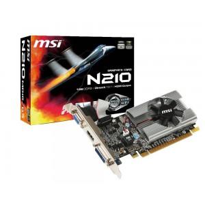 MSI GEFORCE GT210 1GB LP VGA CARD