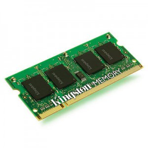 Kingston KVR333X64SC25/2 256 MB 333 MHz 200-Pin Non-ECC SODIMM DDR 2.5 V CL2.5 Notebook Memory