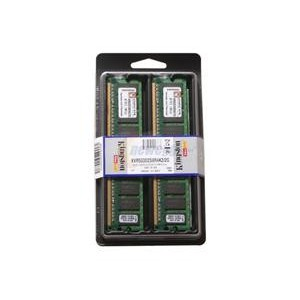 Kingston KVR533D2S8R4K2/  2GB 533MHz DDR2 ECC Registered CL4 DIMM  Server Memory