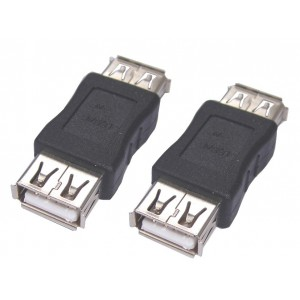 Unbranded ADA003  USB Female to USB Female Adapter