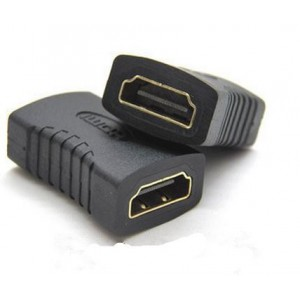 Unbranded HDM060  HDMI Female to HDMI Female Adapter