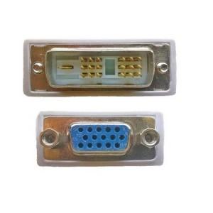 Unbranded DVI011  DVI-D Single Link 18+1 to VGA