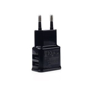 Unbranded ADA022  2x USB 2 Pin Wall Adapter