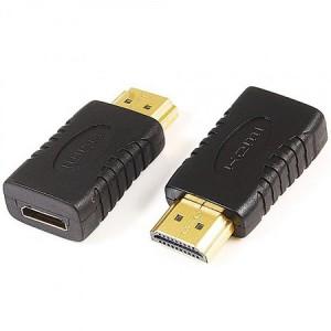 Unbranded ADA102  HDMI Male to Mini HDMI Female Adapter