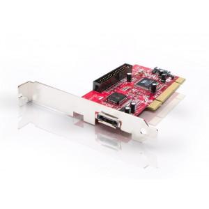 Unbranded 2CHSATA 3 Channel SATA +1 IDE PCI Card