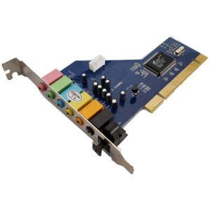 Unbranded SOU7 7.1 Channel PCI Sound Card