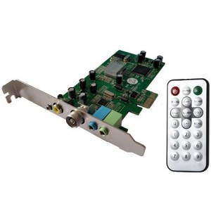 Unbranded E0020  PCIe TV Tuner Card With Remote