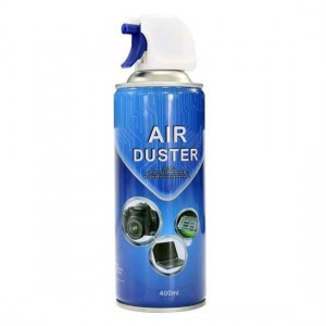 Unbranded 30210040 Air Duster 400ml Spray Bottle for Cleaning