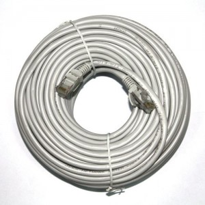 Unbranded FLY50M  RJ45 CAT5 Flylead 50m