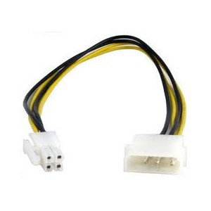 Unbranded MOCAB  Molex 4 Pin to Converter Cable For Power