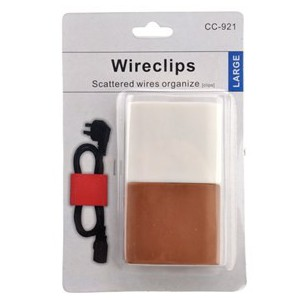 1 CORD CLIPS (2) CC-921