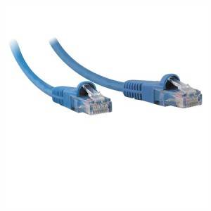 Unbranded CAT6FLY3M RJ45 CAT6 Flylead -3m Blue