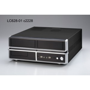 Unbranded LC628-01C2228 Desktop Case with 450W PSU ,USB /Audio/Firewire on Front Panel