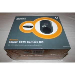 Micromark W/less Colour Camera & Receive
