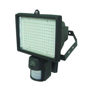 Unbranded MV-322CP37L PIR With 1/3 CCD 420TVL 0.1 LUX Camera and LED Light