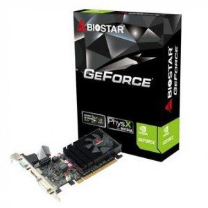 BIOSTAR GT710 1GB LOW PROFILE (VN7103THG6-LP)